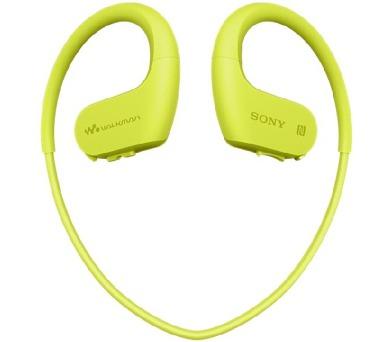 SONY NW-WS623 - Vodotěsný Walkman® odolný proti prachu s bezdrátovou technologií BLUETOOTH® - Lime + DOPRAVA ZDARMA