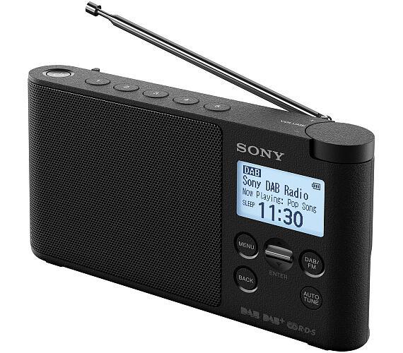 Sony XDR-S41D + DOPRAVA ZDARMA