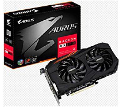 GIGABYTE VGA AMD Radeon™ RX570 4GB DDR5 AORUS + DOPRAVA ZDARMA