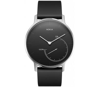Nokia Activité Steel - Black + DOPRAVA ZDARMA