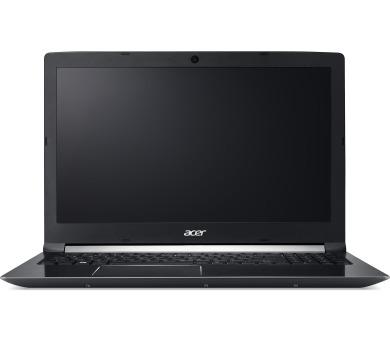 """Acer Aspire 7 - 15,6""""/i7-7700HQ/8GB/256SSD+1TB/GTX1050Ti/W10 černý"""