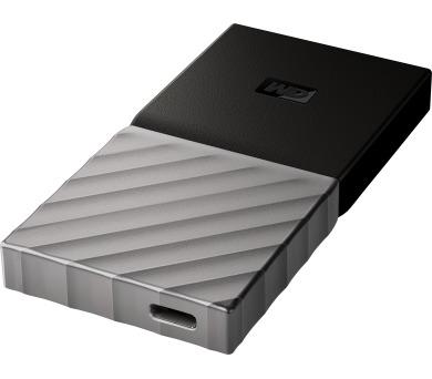 Ext. SSD WD My Passport 1TB USB 3.1 stříbrná (WDBK3E0010PSL-WESN)