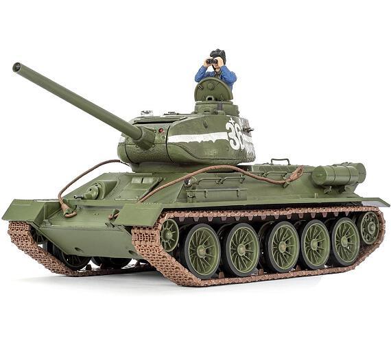 Pelikan RC Tank - T-34/85 1:24 + DOPRAVA ZDARMA