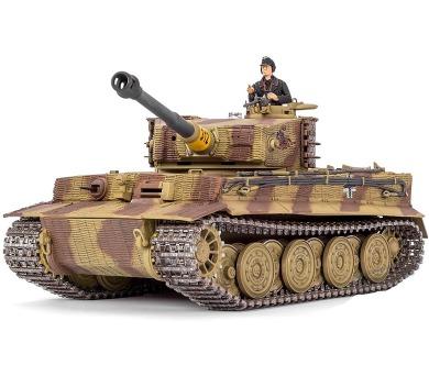 Pelikan RC Tank - Tiger I 1:24 + DOPRAVA ZDARMA