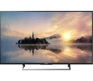 """Sony 43"""" 4K HDR TV KD-43XE7096/DVB-T2,S2 + DOPRAVA ZDARMA"""