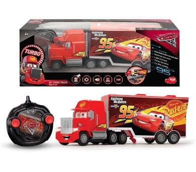 RC Cars 3 Turbo Mack Truck 46 cm + DOPRAVA ZDARMA