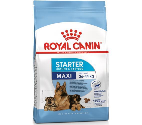 Royal Canin - Canine Maxi Starter M&B 4 kg