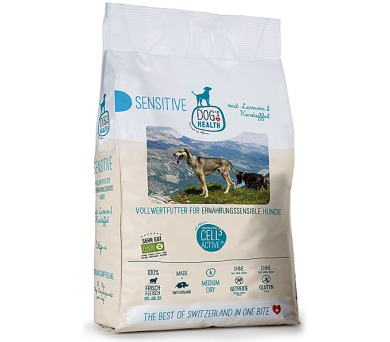 Dog's Health - sensitive jehně 5 kg + DOPRAVA ZDARMA
