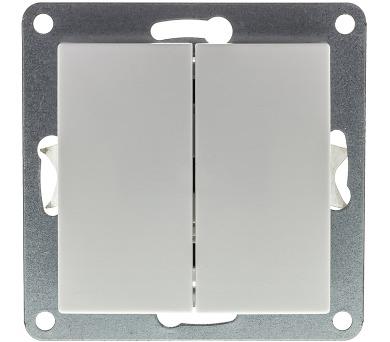 RSA A66 AMY vypínač č.6+6 Retlux