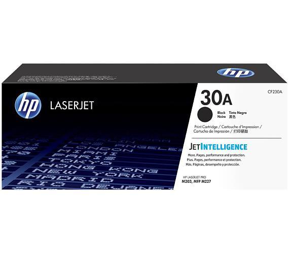 HP originální tisková kazeta 30A černá + DOPRAVA ZDARMA