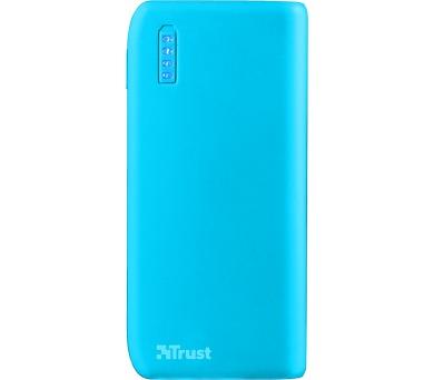 TRUST Primo PowerBank 4400 - neon blue
