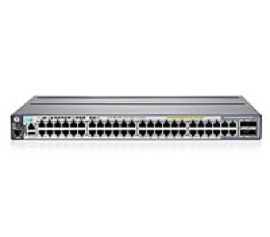 Aruba 2920 48G POE+ Switch