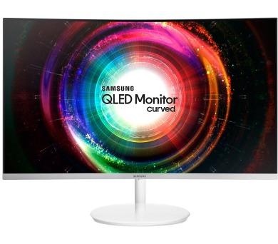 """Samsung LCD monitor 32"""" C32H711QEU Prohnutý - MVA"""