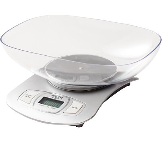 ADL kuchyňská váha s miskou