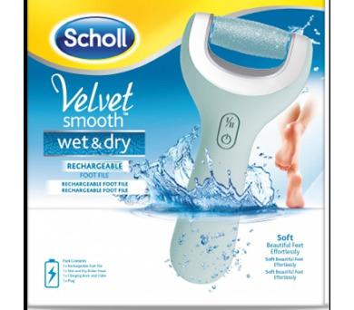 Scholl Velvet Smooth Wet & Dry + DOPRAVA ZDARMA