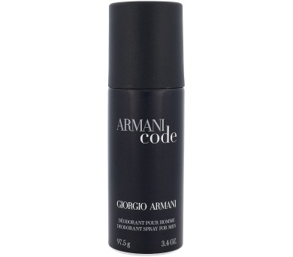 Deosprej Giorgio Armani Black Code