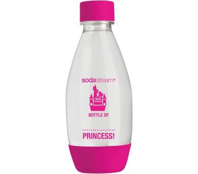 Sodastream dětská růžová/černá 0.5l