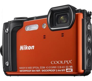 NIKON COOLPIX W300 - 16 MP + DOPRAVA ZDARMA