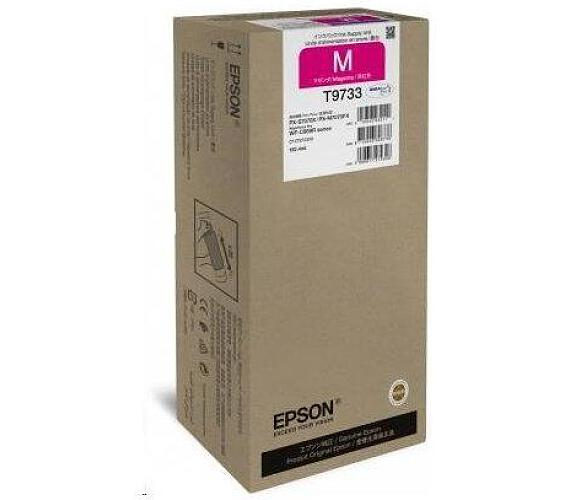 Epson WorkForce Pro WF-C869R Magenta XL Ink (C13T973300) + DOPRAVA ZDARMA