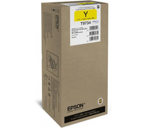 Epson WorkForce Pro WF-C869R Yellow XL Ink (C13T973400) + DOPRAVA ZDARMA