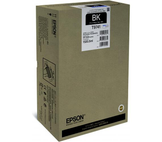 Epson WorkForce Pro WF-C869R Black XXL Ink (C13T974100) + DOPRAVA ZDARMA