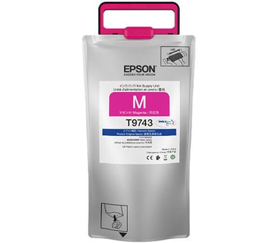 Epson WorkForce Pro WF-C869R Magenta XXL Ink (C13T974300) + DOPRAVA ZDARMA