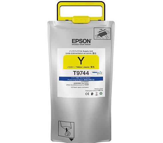 Epson WorkForce Pro WF-C869R Yellow XXL Ink (C13T974400) + DOPRAVA ZDARMA