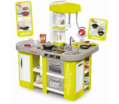Kuchyňka Tefal Studio XL zeleno-šedá + DOPRAVA ZDARMA