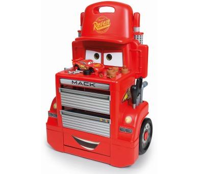 Cars 3 Pojízdná dílna Mac Truck + DOPRAVA ZDARMA