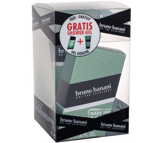 Toaletní voda Bruno Banani Made for Men