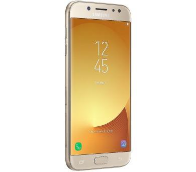 Samsung SM-J530F Galaxy J5 2017 Duos gsm tel. Gold + DOPRAVA ZDARMA
