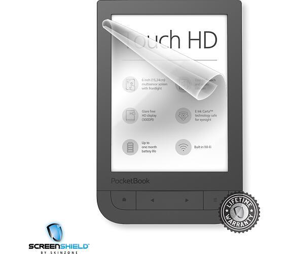 Screenshield™ POCKETBOOK 631 Touch HD ochranná fólie na displej + DOPRAVA ZDARMA