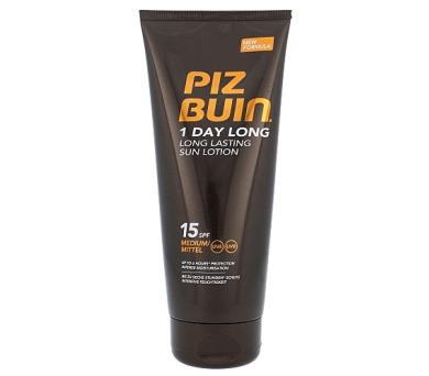 Kosmetika na opalování Piz Buin 1 Day Long Lotion SPF15
