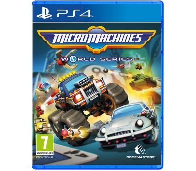 Micro Machines World Series hra PS4 Codemasters