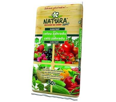 Agro NATURA Substrát pro celou zahradu 50l