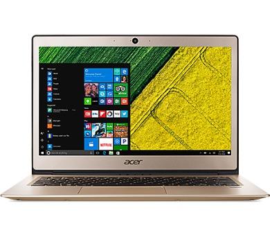 """Acer Swift 1 - 13""""/N4200/4G/64GB/W10 zlatý (NX.GPMEC.001)"""