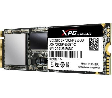 ADATA SSD SX7000 256GB M.2 2280 + DOPRAVA ZDARMA