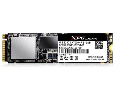 ADATA SSD SX7000 512GB M.2 2280 + DOPRAVA ZDARMA
