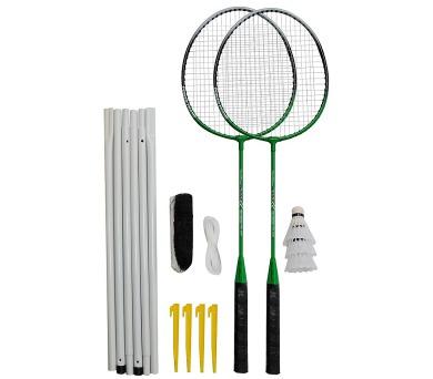 Badmintonový set 2x raketa Rulyt
