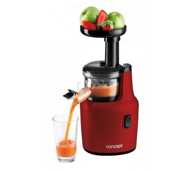 Concept LO7112 Lis na ovoce a zeleninu červený + DOPRAVA ZDARMA
