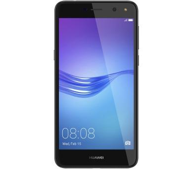 Huawei Y6 2017 DualSIM gsm tel. Gray + DOPRAVA ZDARMA