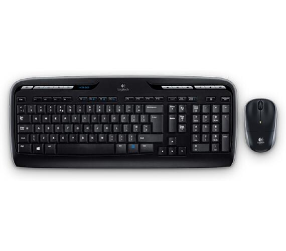 Logitech Wireless Desktop MK330 + DOPRAVA ZDARMA