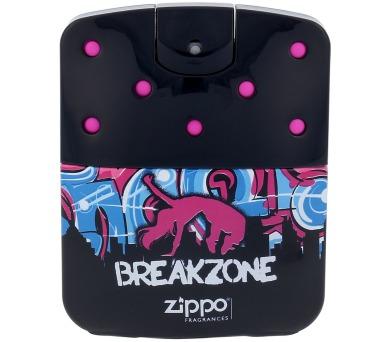 Toaletní voda Zippo Fragrances BreakZone