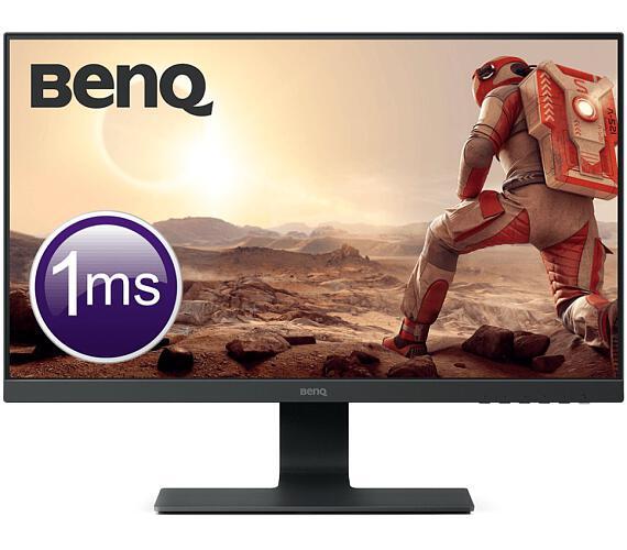 "BENQ 25"" LED GL2580HM/ 1920x1080/ 12M:1/ 2ms/ DVI/ HDMI/ repro/ černý"