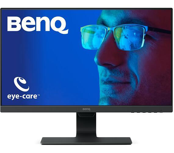 """BENQ 24"""" LED GW2480/ 1920x1080/ IPS panel/ 12M:1/ 5ms/ HDMI/ DP/ repro/ černý"""