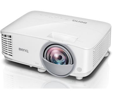 BenQ MX825ST XGA/ DLP projektor/ 3300 ANSI/ 20000:1/ VGA/ HDMI/ LAN