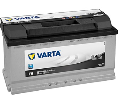 Varta Black Dynamic 12V 90Ah 720A
