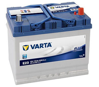 Varta Blue Dynamic 12V 70Ah 640A