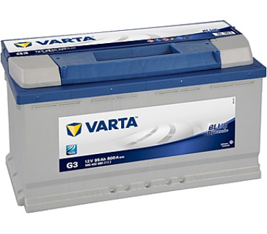 Varta Blue Dynamic 12V 95Ah 800A