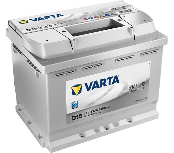Varta Silver Dynamic 12V 63Ah 610A